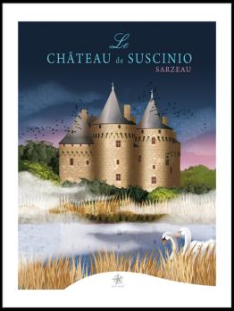 le mysterieux château de suscinio à Sarzeau, propriété du département du morbihan