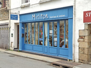 boutique mirliton rue basse notre-dame la roche-bernard