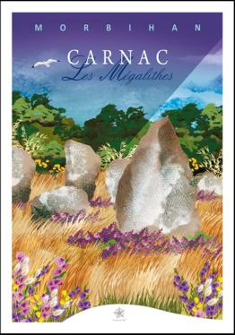 Les mégalithes de Carnac dans le morbihan