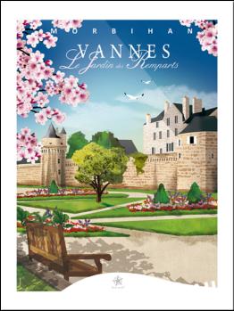 catégorie affiches de Vannes